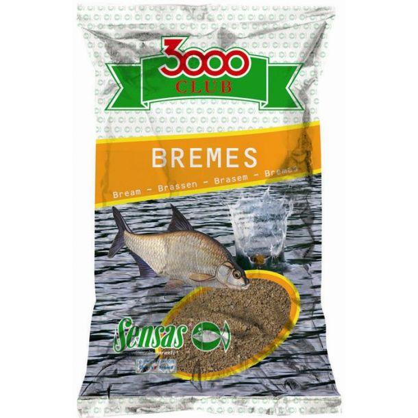 Sensas 3000 Club Brasen 1kg