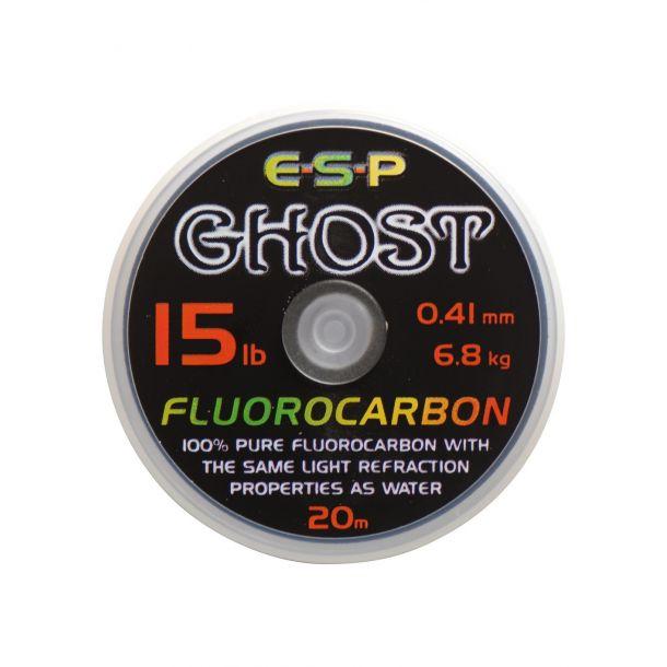 ESP Ghost Fluo Hook Link 15LB