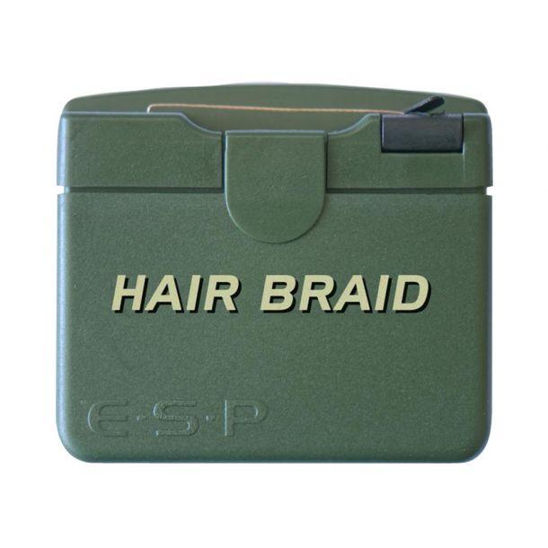 ESP Hair Braid Brun (10m)