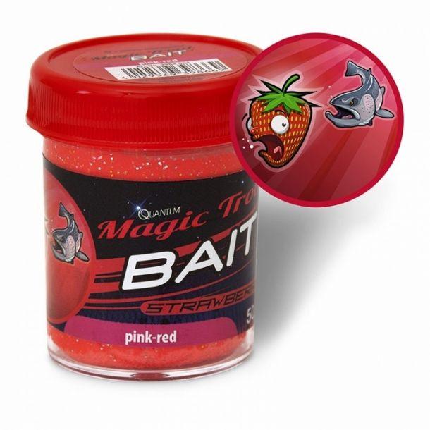 Quantum Magic Trout Bait Jordbær