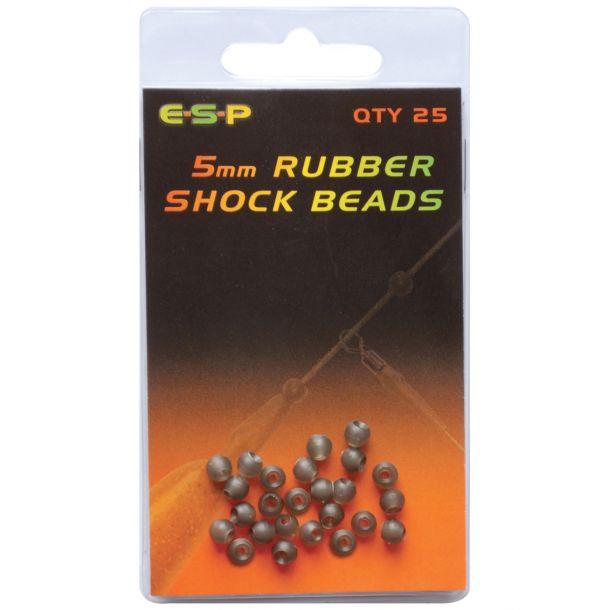 ESP Rubber Shock Beads 5mm (25stk.)