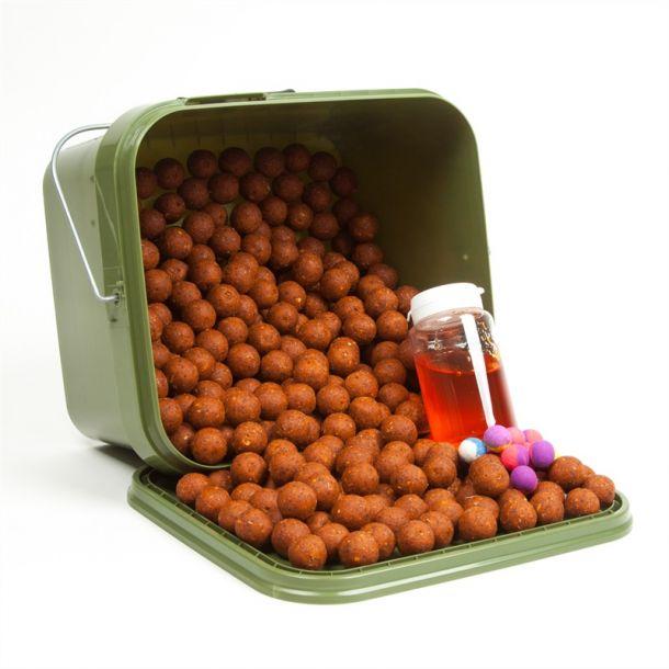 Tasty Baits 2,5kg Killer Krill Boilie Sessionpack