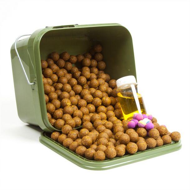 Tasty Baits 2,5kg Pineapple Boilie Sessionpack