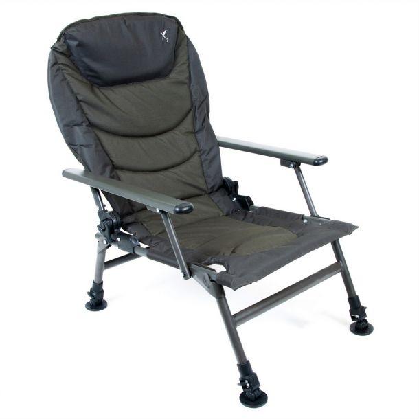 X2 luksus karpe stol med armlæn