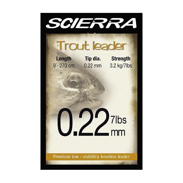 Scierra Trout Leader