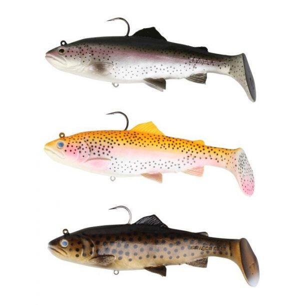 Savage Gear 3D Trout Rattle Shad 27,5cm