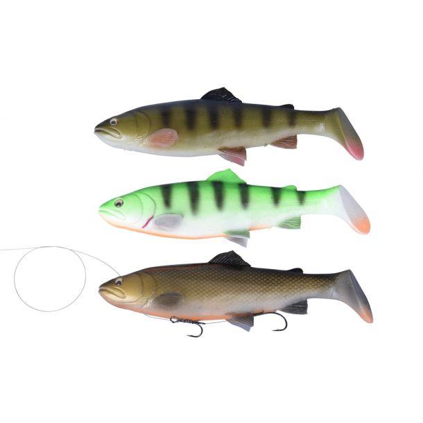 Savage Gear 3D Trout Rattle Shad 27,5cm Line-Thru Version