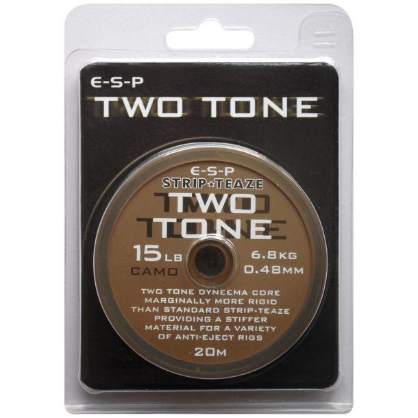 ESP Two Tone Hook Link Brun (20m)