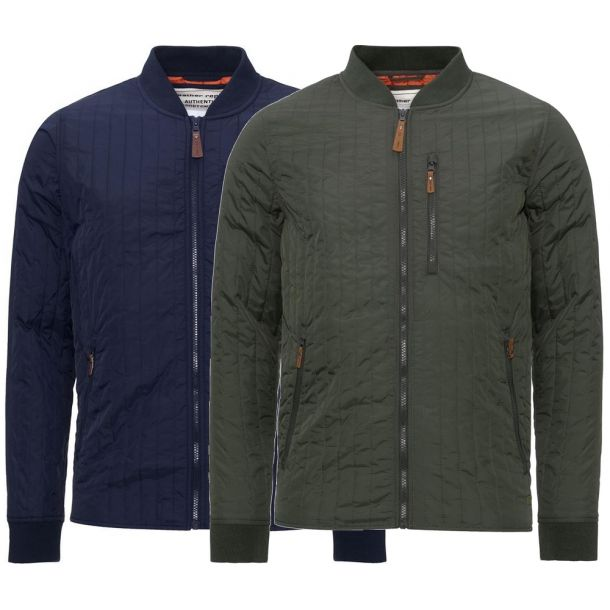 Weather Report Stony Mens Quilted Jacket